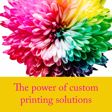 Custom printing solutions dallas fort worth